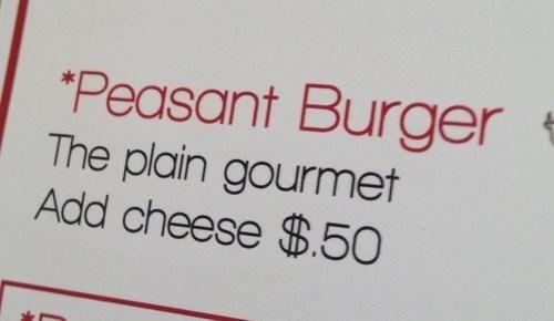 poor peasant burger burgers - 7862952192