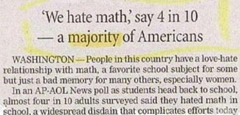 americans math - 7863049216