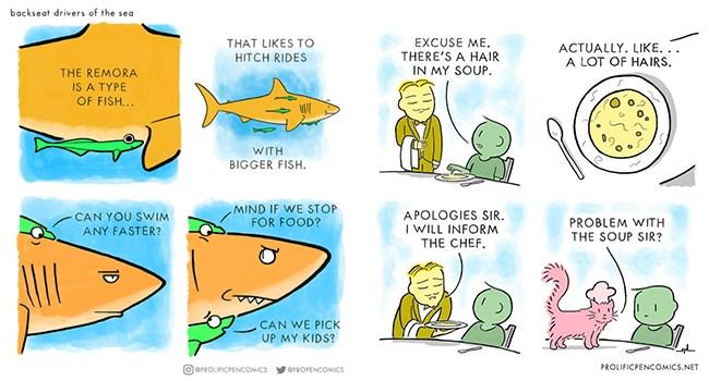comics about animals