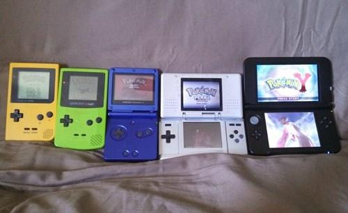 Pokémon evolution handhelds - 7863774208