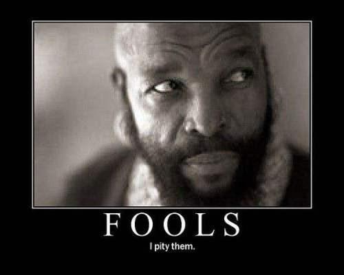 A Team mr t fools funny - 7863784448