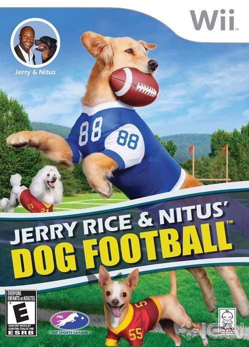 wtf sports jerry rice video games - 7863789056