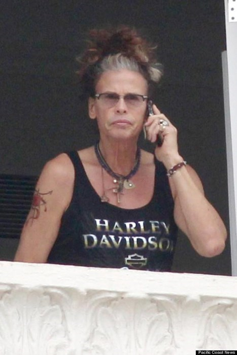 Aerosmith,steven tyler,old lady,Music,g rated