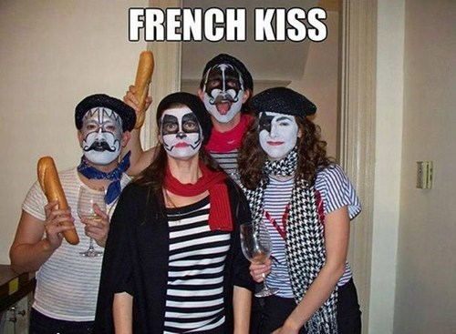 costume,Music,halloween,KISS,puns,french