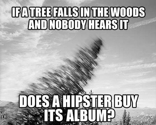 Music hipsters - 7863998720