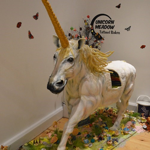 cake,unicorn,funny,g rated,win