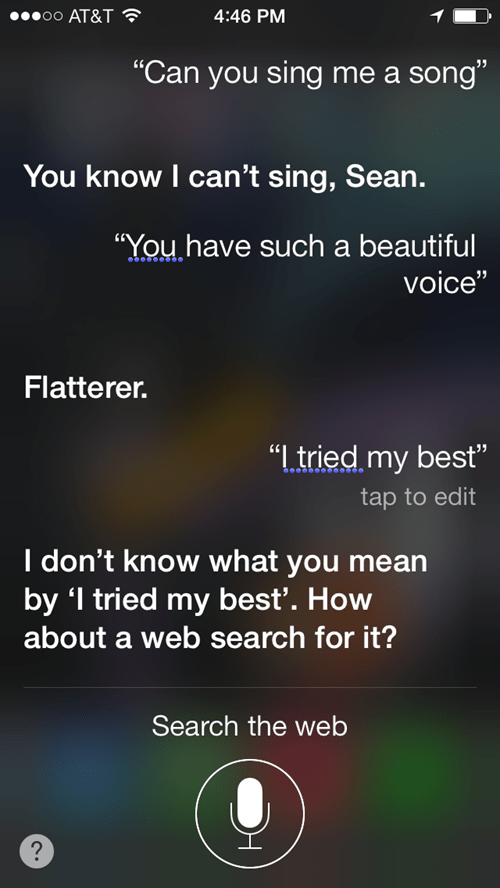 effort,siri,AutocoWrecks