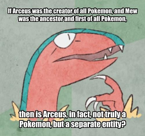 Memes,arceus,philosoarcheops