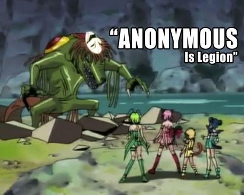 anonymous mew mew power anime - 7864784640