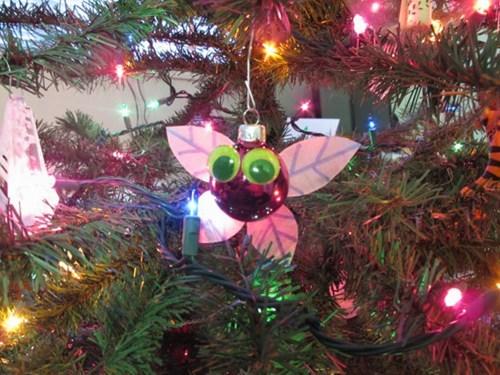 christmas ornaments etsy MLP parasprite - 7864910592