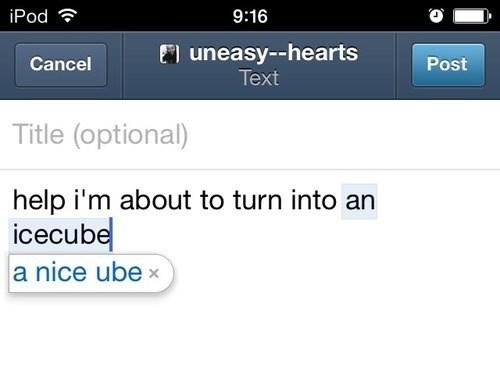 autocorrect,text,ube