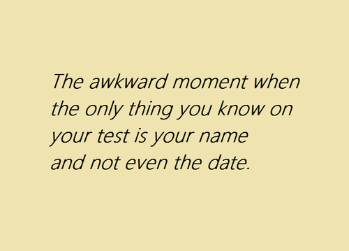Awkward test funny name - 7865064704