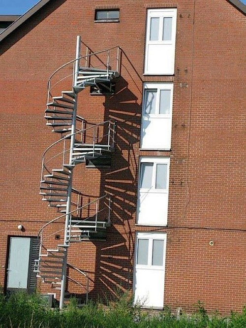 spiral staircase there I fixed it g rated