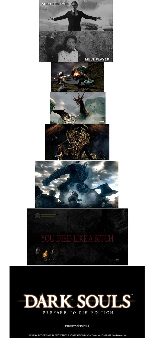 dark souls video games - 7865159168