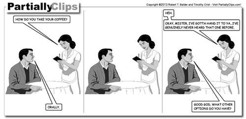 coffee funny web comics - 7865250816