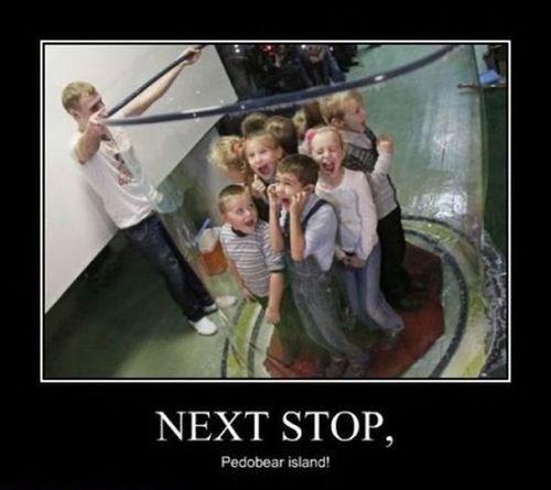 kids island pedobear trapped funny - 7865272064