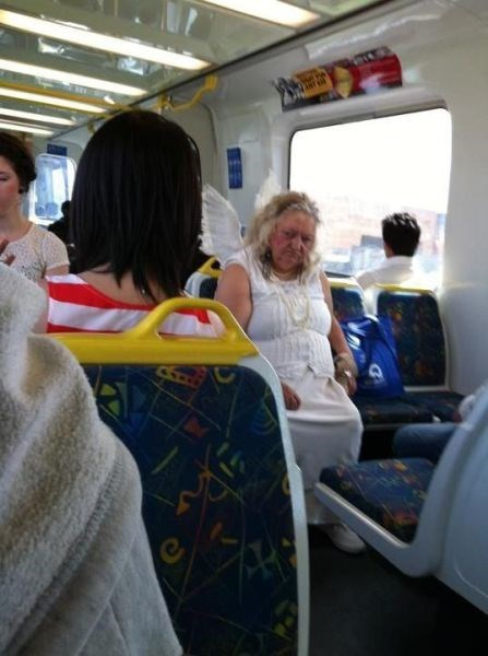 tooth fairy,public transportation