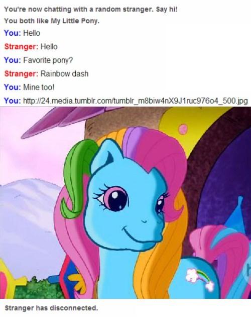 brony gen 3 rainbow dash - 7865682176