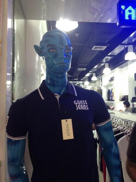 Avatar Mannequin.