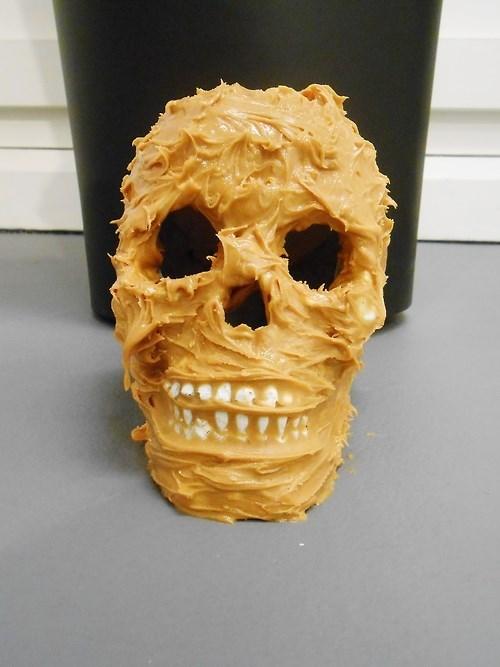 wtf peanut butter skulls funny - 7866581248