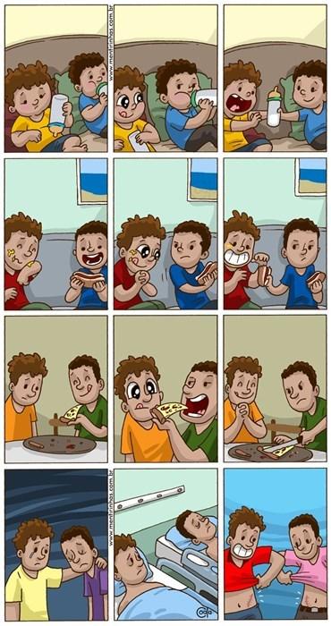 friendship sad but true funny web comics - 7866612480