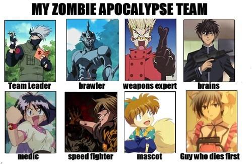 anime zombie zombie apocalypse - 7866685440