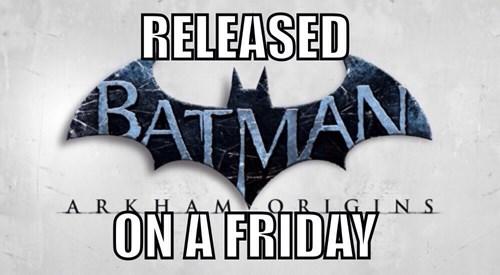 arkham origins batman video games - 7866732544