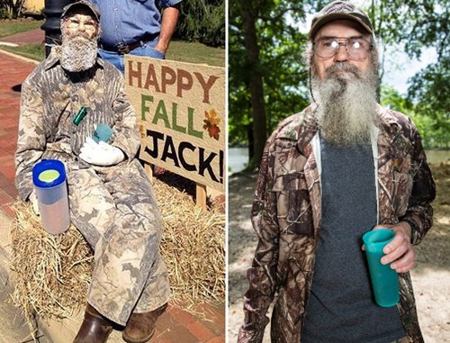 news scarecrows duck dynasty - 7866789376