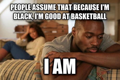 basketball,stereotypes