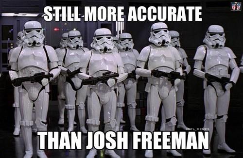 josh freeman star wars nfl Memes stormtrooper - 7866870272