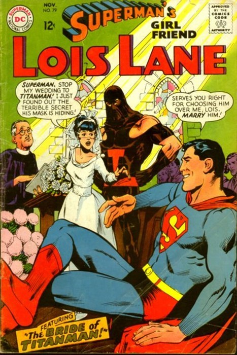 douche,lois lane,off the page,superman