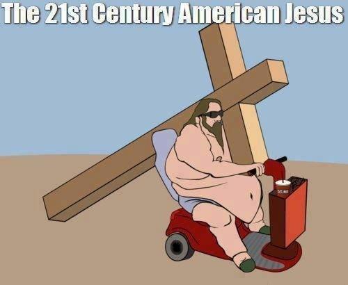 religion america cheeseburgers - 7866903296
