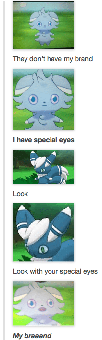 my brand espurr eyes - 7867487488