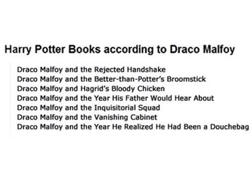 Harry Potter draco malfoy - 7867699968