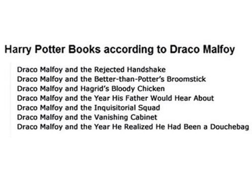 Harry Potter draco malfoy - 7867699968