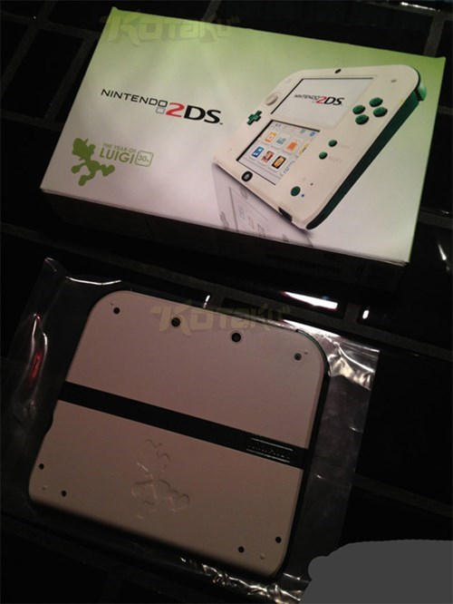 2DS luigi nintendo Video Game Coverage