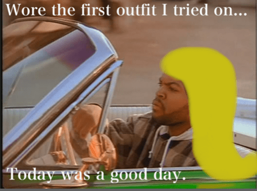 today was a good day Memes - 7868037632