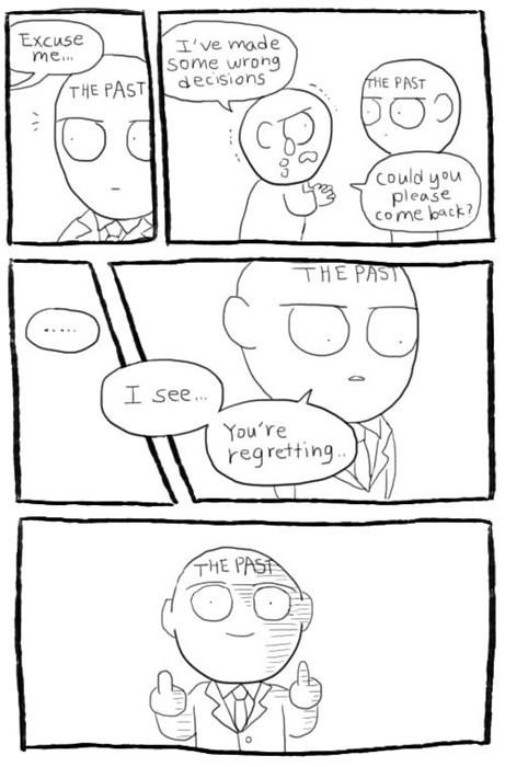 the past funny regret web comics - 7868091904