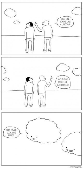 clouds funny web comics - 7868093952