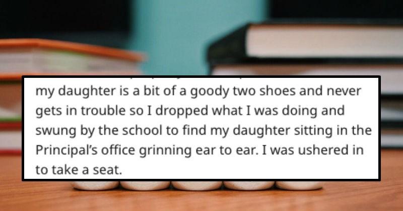 necklaces necklace child principal revenge friends parenting daughter mom funny children - 7868165