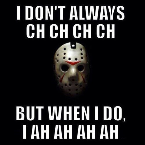 jason vorhees,halloween,friday the 13th,most interesting man