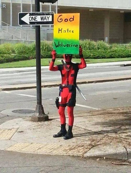 Westboro Baptist Church wbc deadpool - 7868250880