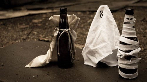 costume beer halloween trick or treat Spooky FAILs and HalloWINs g rated - 7868340224