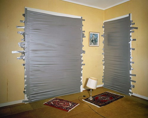 doors,duct tape,there I fixed it