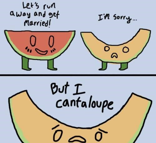 puns,relationships,food,fruit
