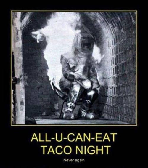 yolo tacos fire funny - 7868500736
