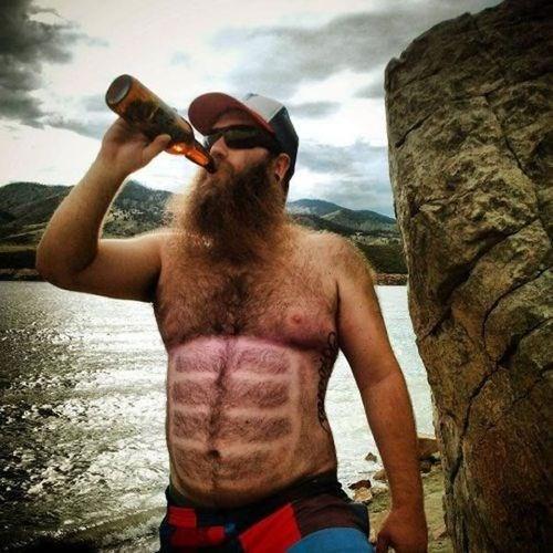 beer,drinking,men,abs