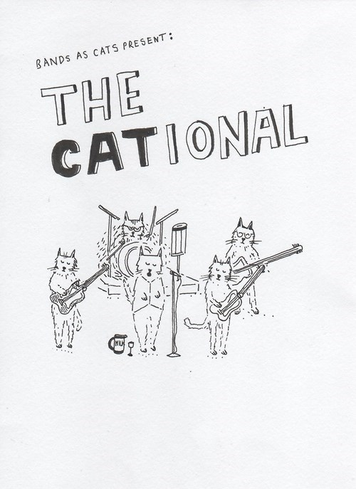 the national,Music,puns,Cats