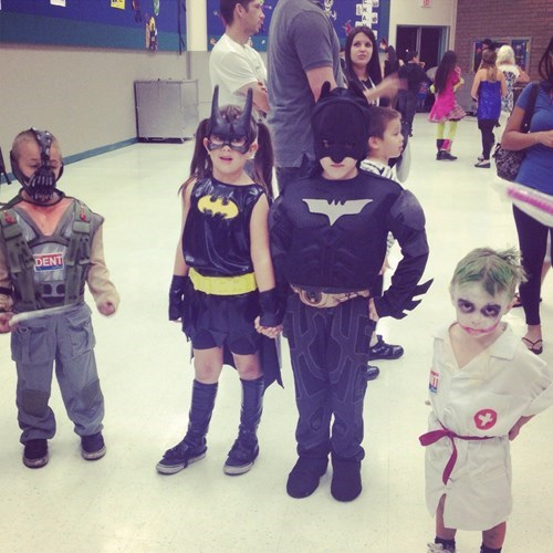 costume,kids,halloween,batman