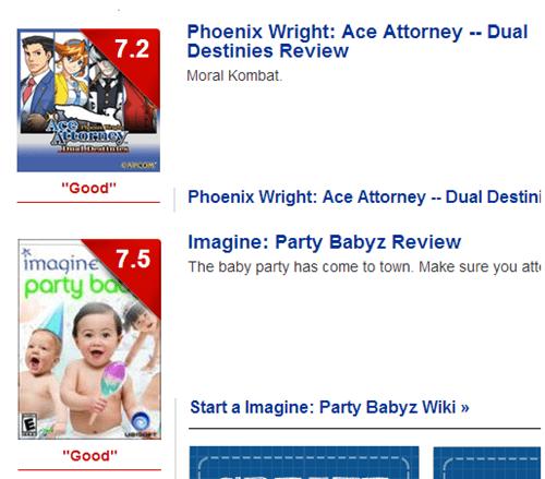 reviews phoenix wright imagine-party-babyz - 7868675840